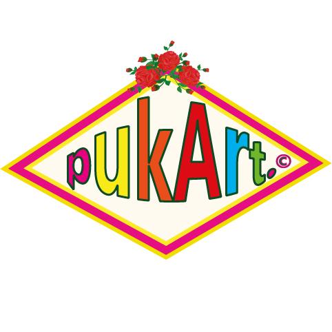 Officiële Puk Art. Webwinkel logo